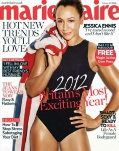 Marie Claire UK – February 2012 Marie-10