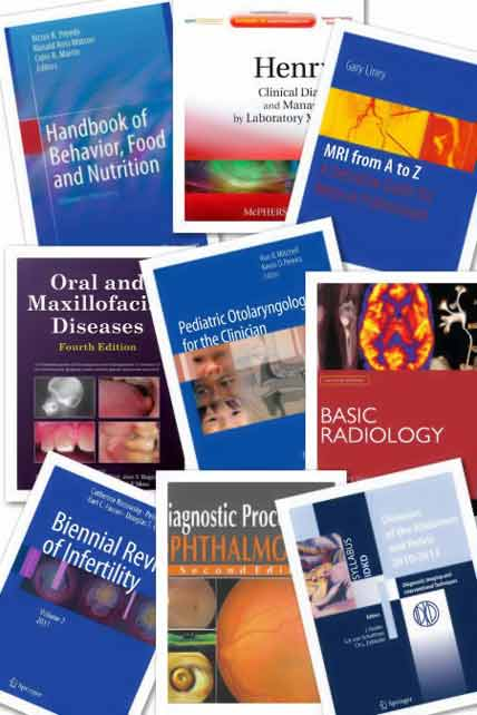 New Medical eBooks Newmed10
