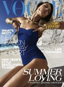 Vogue – January 2012 (Australia) Vogue-10