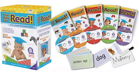 Your Baby Can Read Complete DVD Tutorials with Flash Cards Yourba10