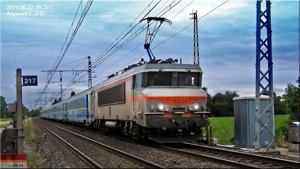 Photos et vidéos de la ligne Bordeaux - Toulouse - Narbonne - Sète (2007-2013) - Page 6 011_0610