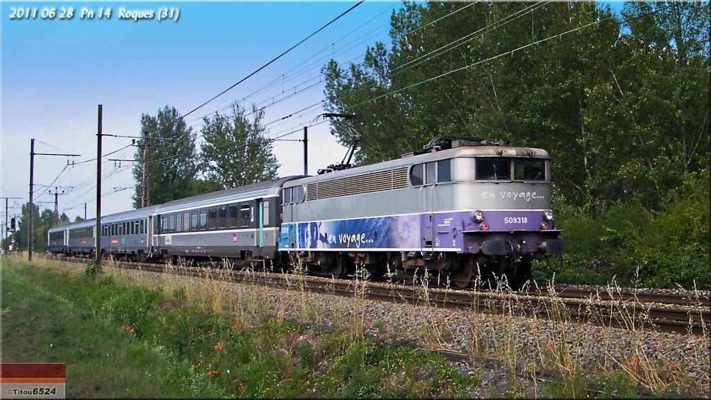 BB 9309 : Le TER 872732 2011_011