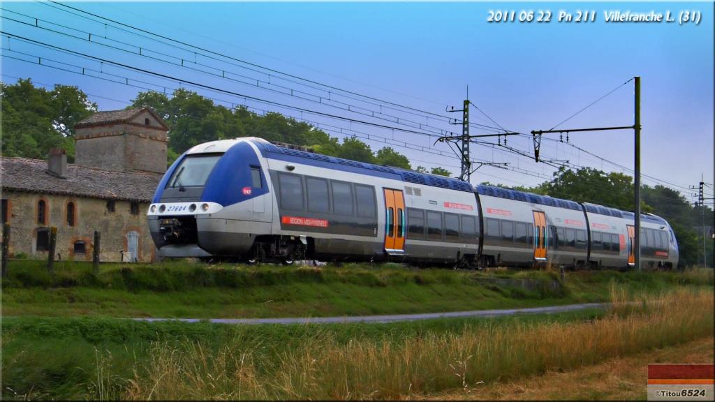 Photos et vidéos de la ligne Bordeaux - Toulouse - Narbonne - Sète (2007-2013) - Page 6 2011_023