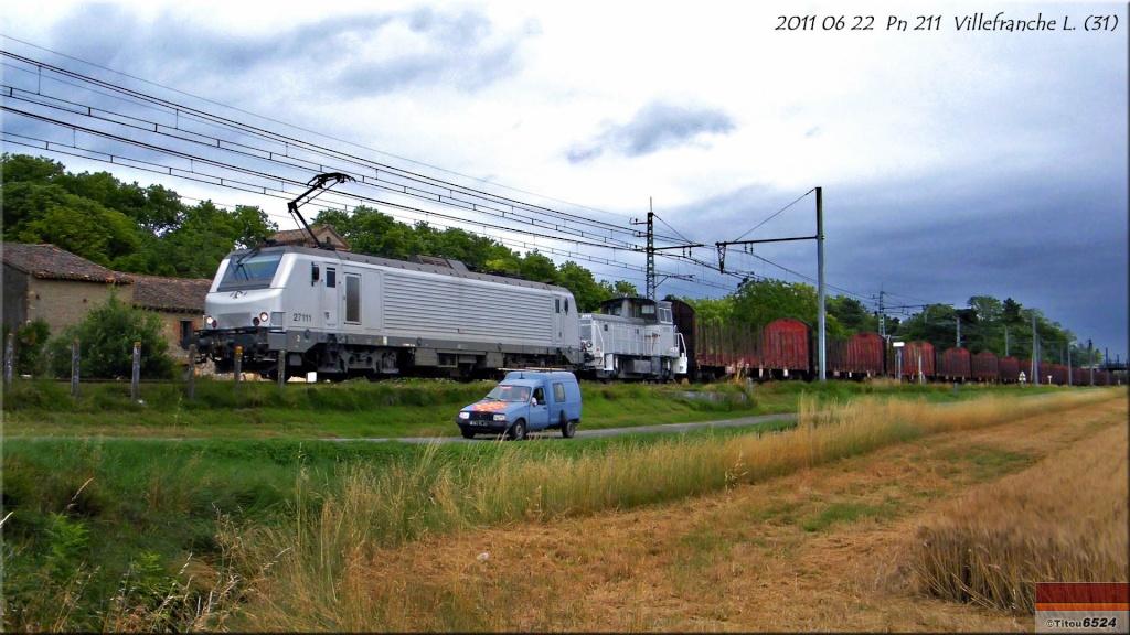 Photos et vidéos de la ligne Bordeaux - Toulouse - Narbonne - Sète (2007-2013) - Page 6 2011_032