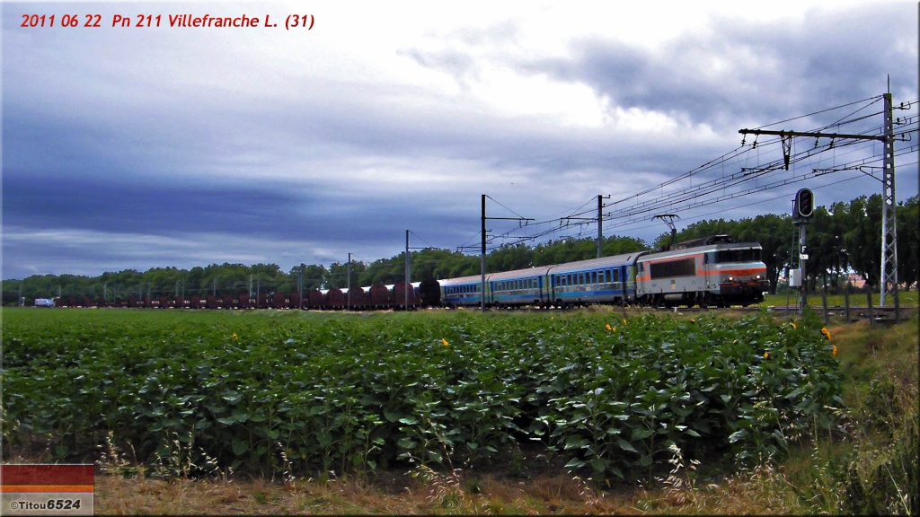 Photos et vidéos de la ligne Bordeaux - Toulouse - Narbonne - Sète (2007-2013) - Page 6 2011_036