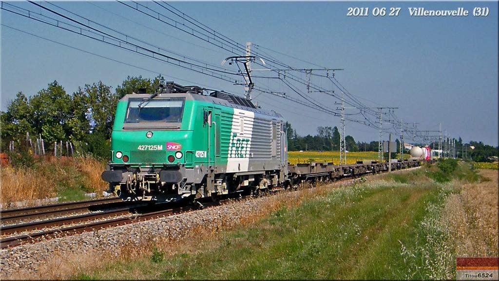 Photos et vidéos de la ligne Bordeaux - Toulouse - Narbonne - Sète (2007-2013) - Page 6 2011_049