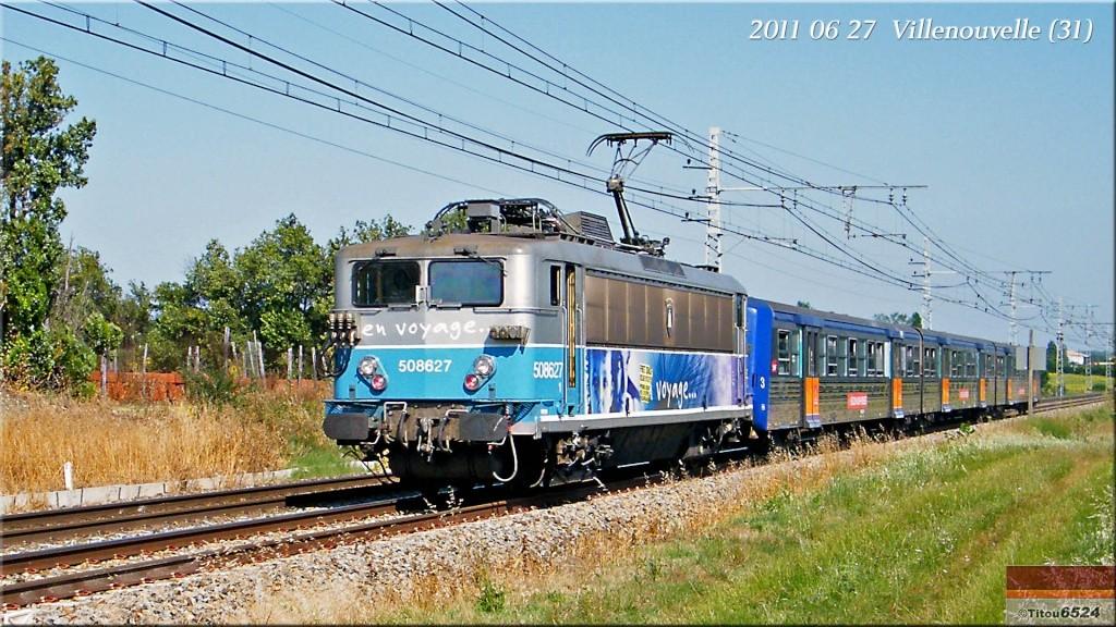 Photos et vidéos de la ligne Bordeaux - Toulouse - Narbonne - Sète (2007-2013) - Page 6 2011_051