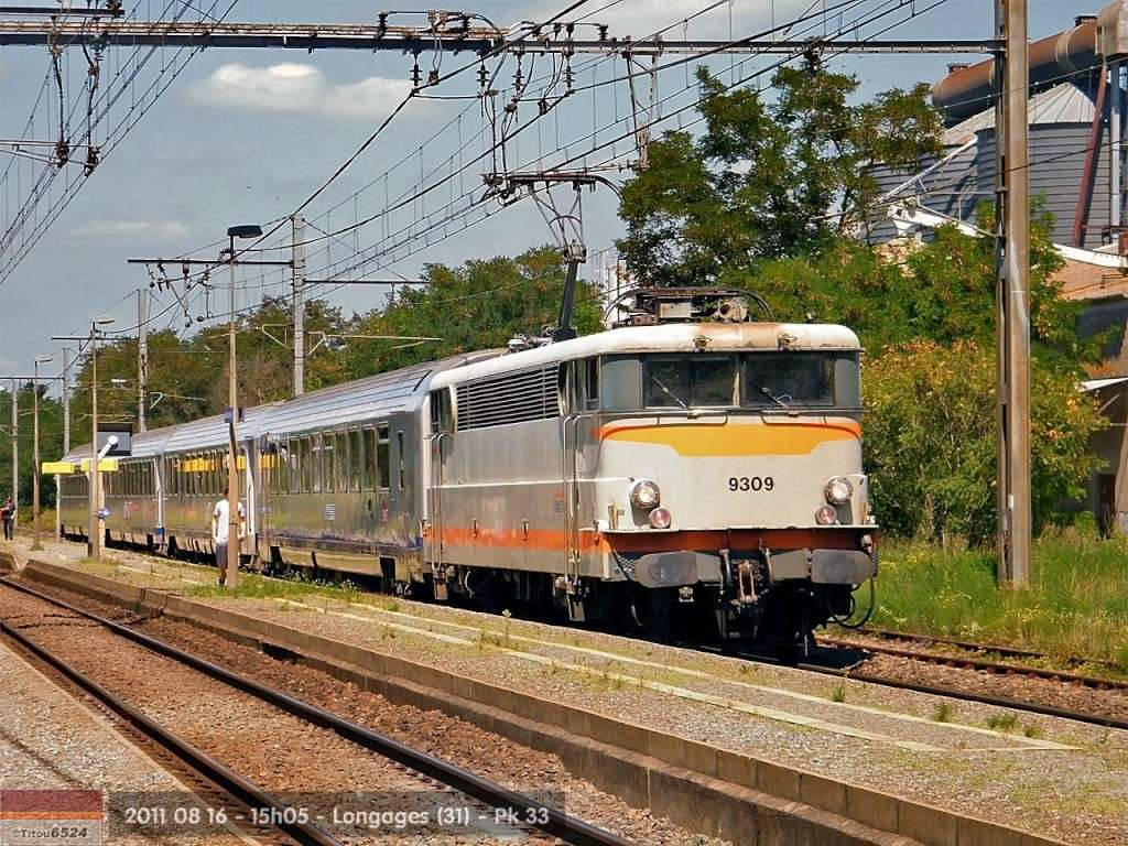 BB 9300 : La transversale Pyrénéenne voit encore des BB 9300 2011_063