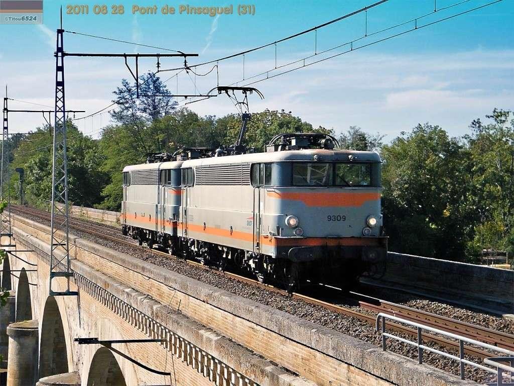 Album Photos de la ligne Toulouse - Latour de Carol 2011_065