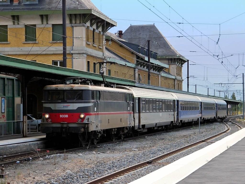 Album Photos de la ligne Toulouse - Latour de Carol 2011_091