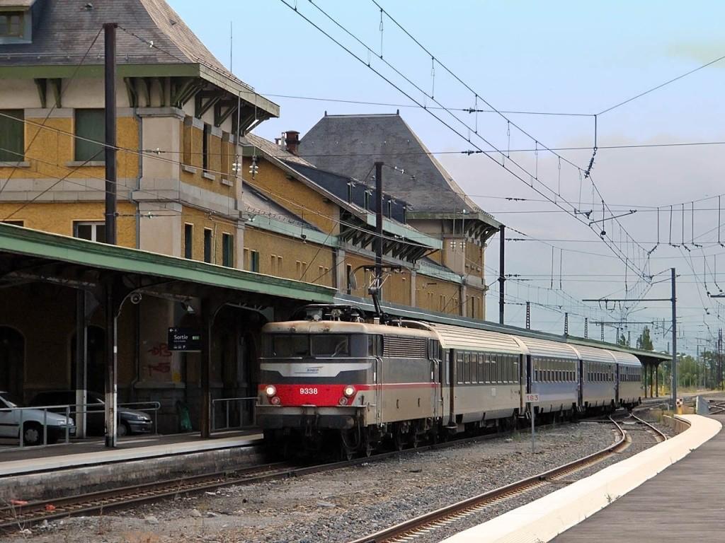 Album Photos de la ligne Toulouse - Latour de Carol 2011_092