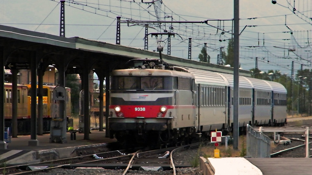 Album Photos de la ligne Toulouse - Latour de Carol 2011_093