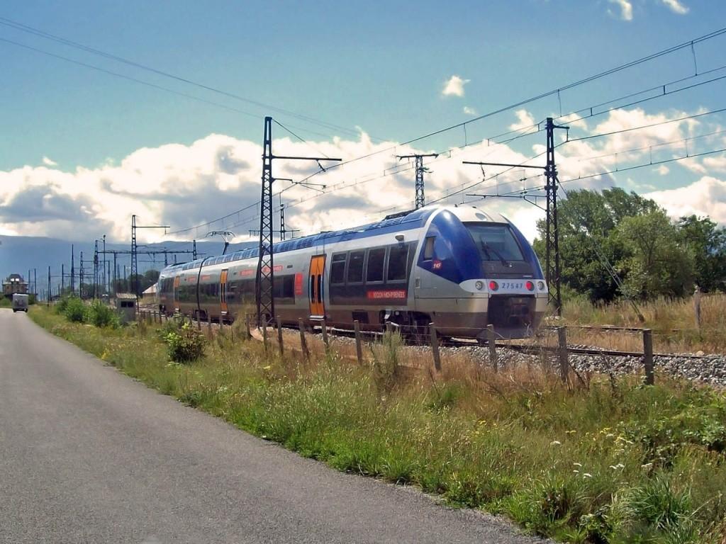 Album Photos de la ligne Toulouse - Latour de Carol 2011_105