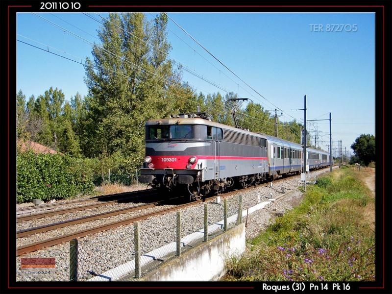 BB 9300 : La transversale Pyrénéenne voit encore des BB 9300 - Page 3 2011_122