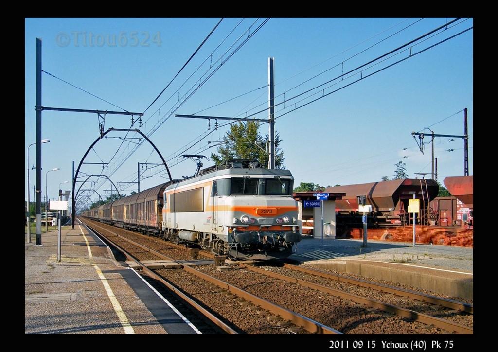Photos de la ligne Bordeaux - Irún - Page 3 2011_139