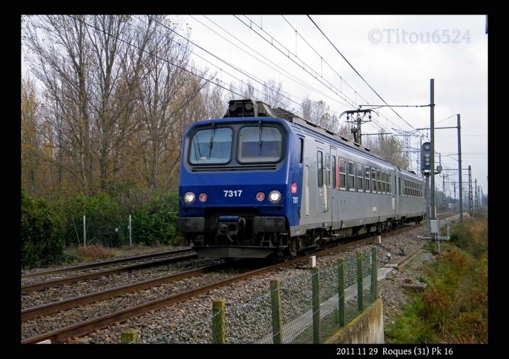 Ligne Toulouse – Bayonne: BB 9300 et autres au Pn 14  (PK 16) - Page 2 2011_165