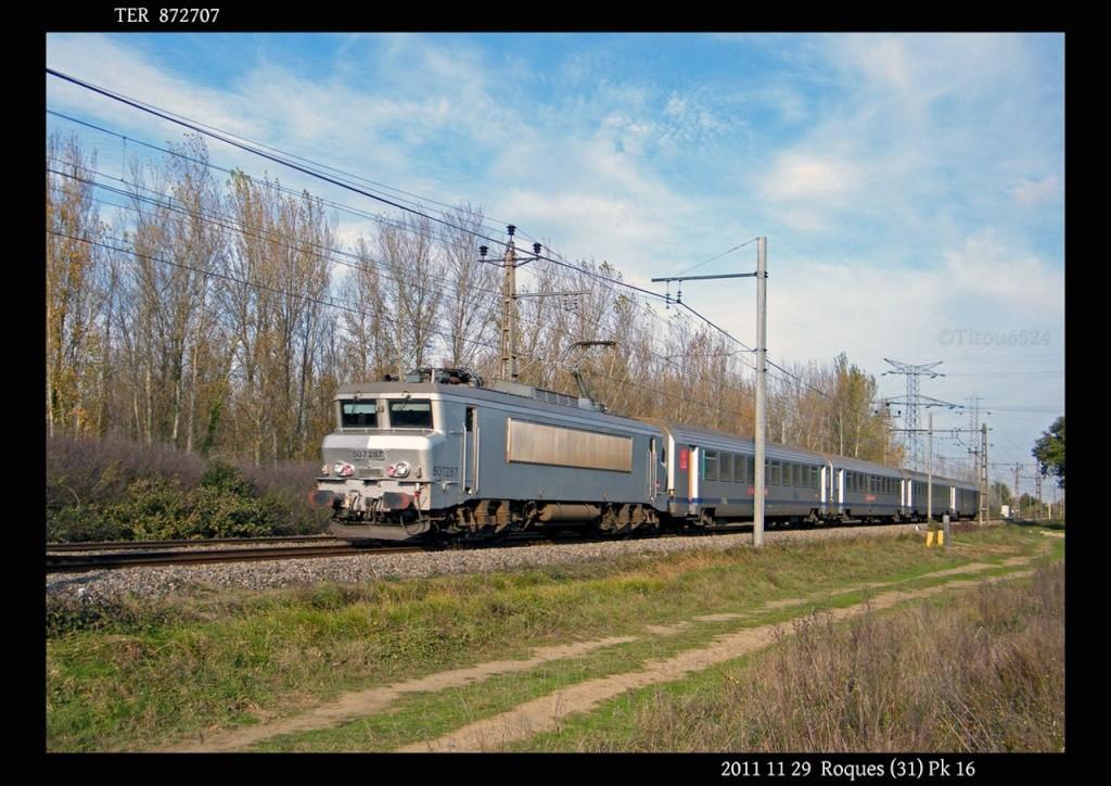 Ligne Toulouse – Bayonne: BB 9300 et autres au Pn 14  (PK 16) - Page 2 2011_168
