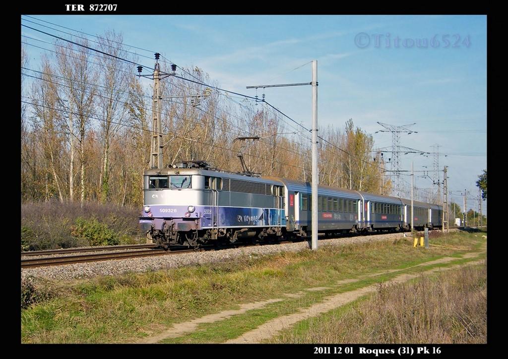 Ligne Toulouse – Bayonne: BB 9300 et autres au Pn 14  (PK 16) - Page 2 2011_175