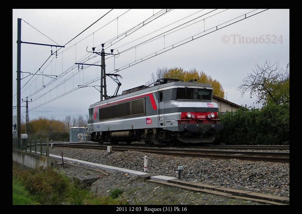 Ligne Toulouse – Bayonne: BB 9300 et autres au Pn 14  (PK 16) - Page 2 2011_179