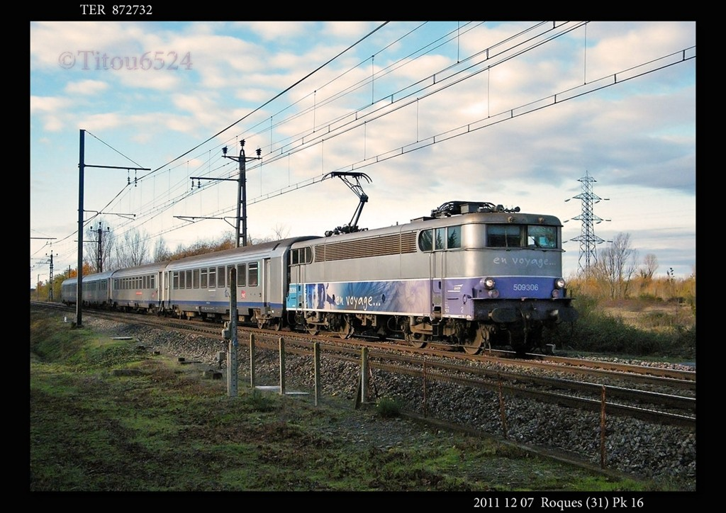 Ligne Toulouse – Bayonne: BB 9300 et autres au Pn 14  (PK 16) - Page 2 2011_180