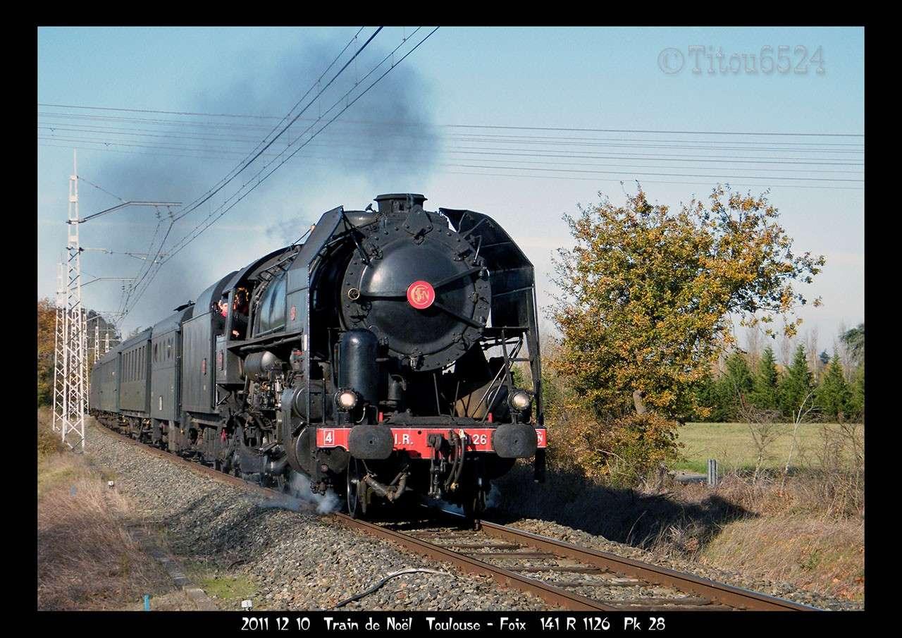 2011 - R1126 : le Pére Noel aime les trains a vapeur . 2011_184