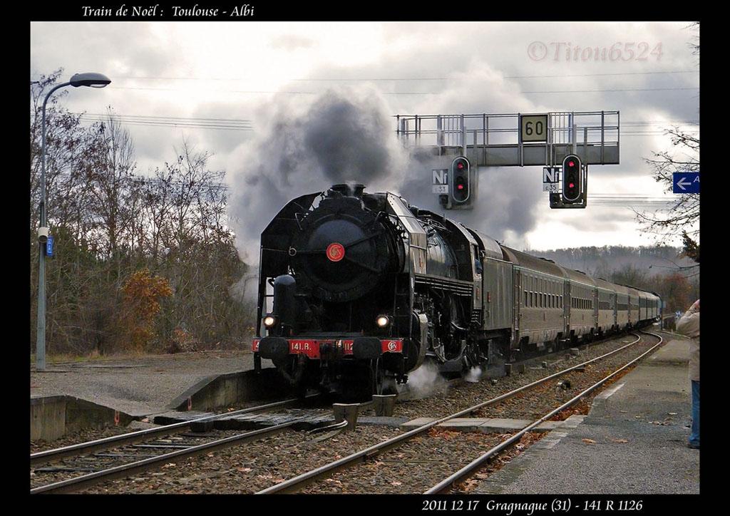 2011 - Train de Noël à vapeur à Albi 2011_191