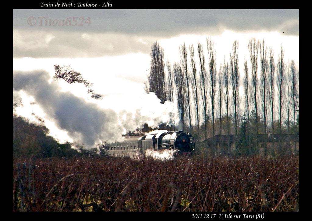 2011 - Train de Noël à vapeur à Albi 2011_192