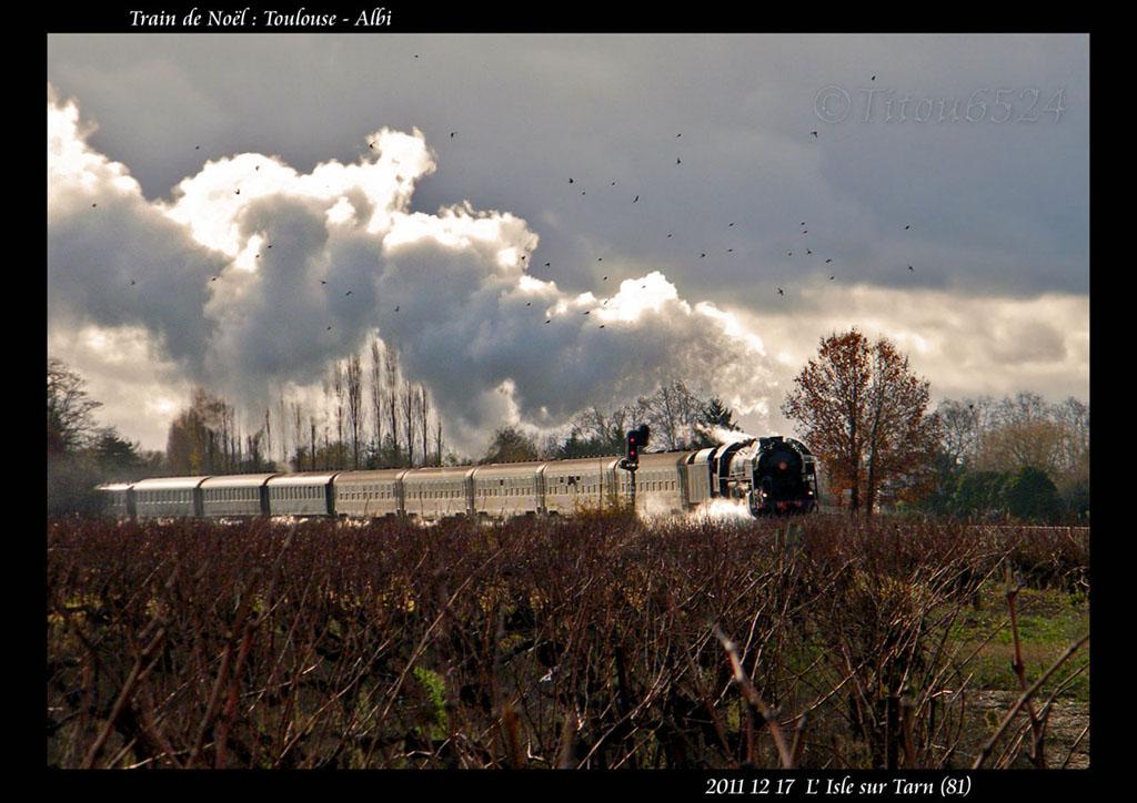 2011 - Train de Noël à vapeur à Albi 2011_194