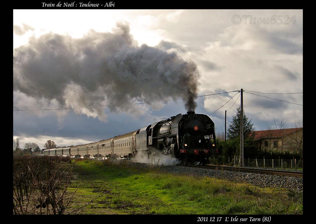 2011 - Train de Noël à vapeur à Albi 2011_196