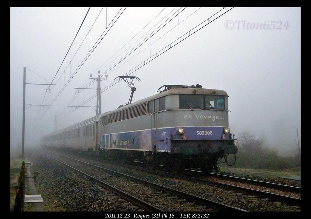 Ligne Toulouse – Bayonne: BB 9300 et autres au Pn 14  (PK 16) - Page 2 2011_197