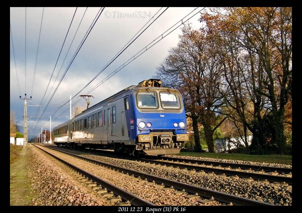 Ligne Toulouse – Bayonne: BB 9300 et autres au Pn 14  (PK 16) - Page 2 2011_199