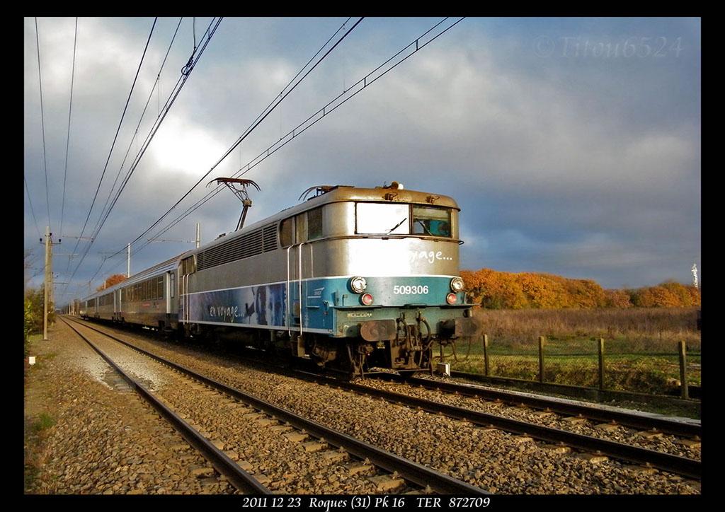 Ligne Toulouse – Bayonne: BB 9300 et autres au Pn 14  (PK 16) - Page 2 2011_200