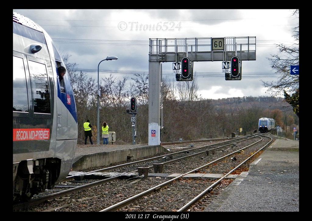 2011 - Train de Noël à vapeur à Albi 2011_201