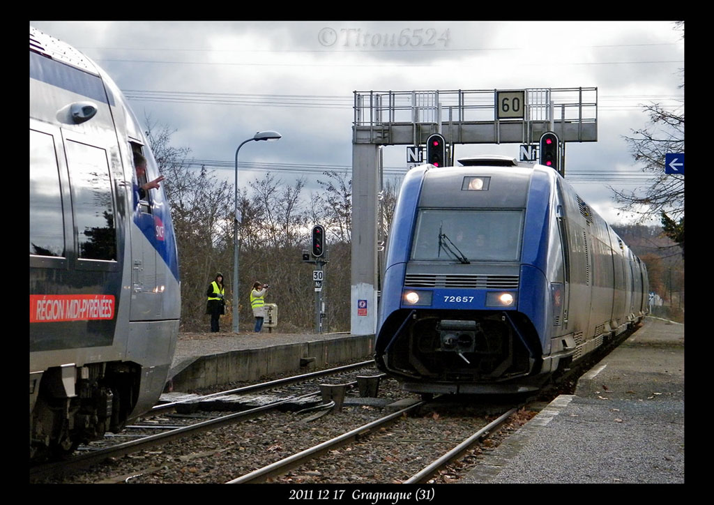 2011 - Train de Noël à vapeur à Albi 2011_202