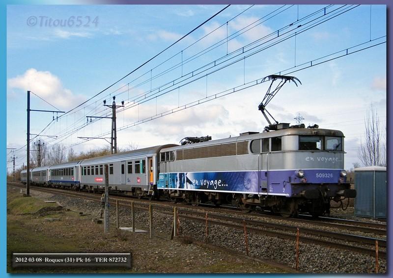 Ligne Toulouse – Bayonne: BB 9300 et autres au Pn 14  (PK 16) - Page 2 2012_027