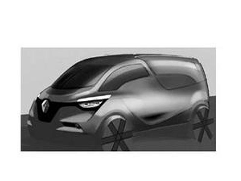 2014 [Renault/Opel/Fiat/Nissan] Trafic/Vivaro/Talento/NV300 Renaul10