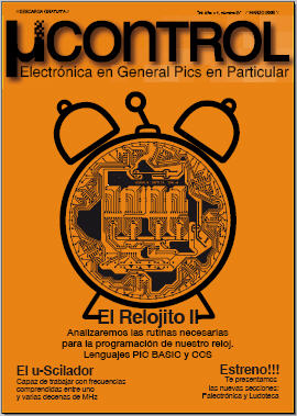 Revista de Electronica uControl Ucontr10