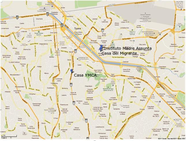 Ambre Dewaele: journal de terrain à Tijuana Locali10