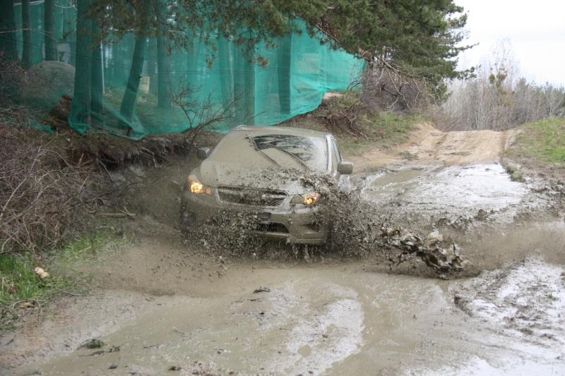subaru xv en action Subaru12