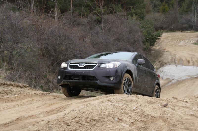 subaru xv en action Subaru13