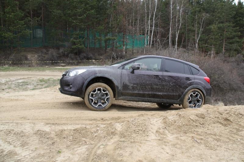 subaru xv en action Subaru14