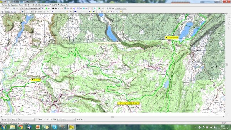 6 jours en Lozère (printemps 2012) Carte110