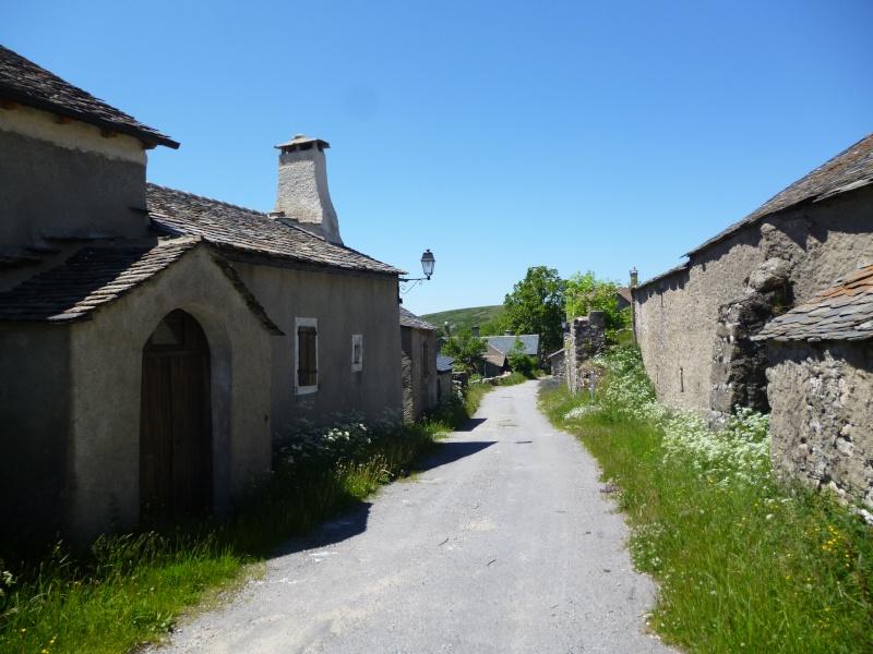 6 jours en Lozère (printemps 2012) Lozare48