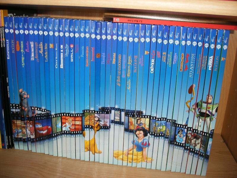 [Bandes Dessinées] [Collection] Les Plus Grands Chefs-d'Œuvre Disney en BD - Janvier 2011 - Page 10 Dscf0026