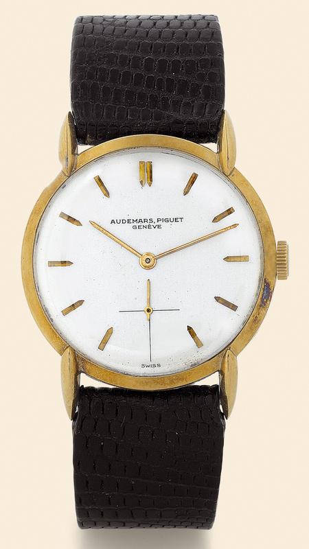 [Revue] Audemars Piguet vintage 18K Audema16
