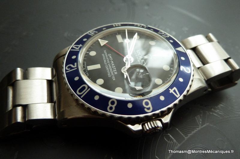 Les Rolex 1675 insert bleu P1040915