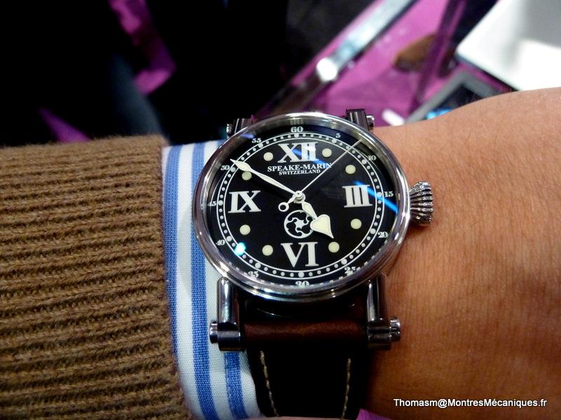 Belles Montres 2011: ma sélection de wristshots P1050910