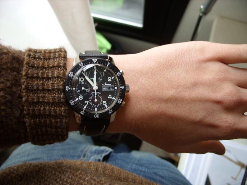 Premier chronographe automatique Ss852820