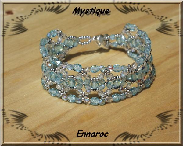 Bracelets en perles Mystiq10