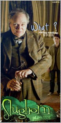 Professeur H. Slughorn